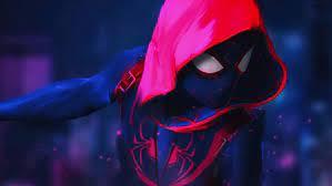 The Spider-Verse Live Wallpaper ...