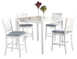 Decoration Tall Dining Room Table Chairs Best Dining Room Table Height Decor