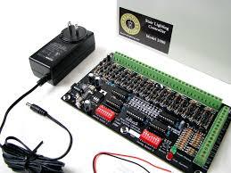 led stair lighting kit. model 2000 stair lighting controller led kit