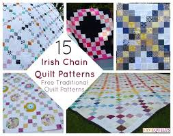 15 Irish Chain Quilt Patterns: Free Traditional Quilt Patterns ... & 15 Irish Chain Quilt Patterns: Free Traditional Quilt Patterns Adamdwight.com