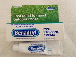 The Whimsical Musings of Susan: Extra Strength Benadryl Itch ...