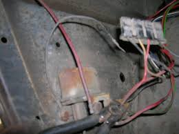 older alternator wiring diagram internal regulator older internally regulated 3 wire alternator conversion the 1947 on older alternator wiring diagram internal regulator
