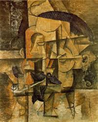 the poet 1912 by pablo picasso cubist paintingssea