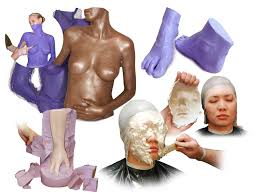lifecasting with smooth on materials