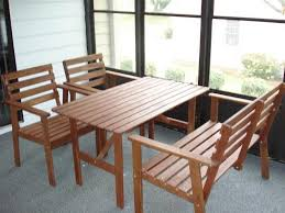 ikea patio table set furniture conversation sets with regard to outdoor dining designs 19