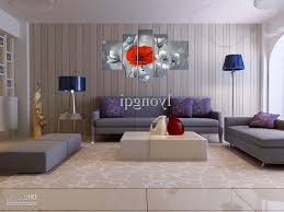 ... Home Design : Online Cheap Hand Painted Hi Q Modern Wall Art Home  Decorative Throughout 81 ...