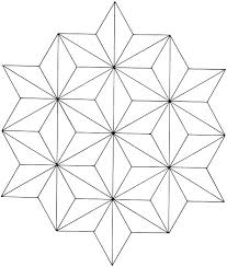 Geometric Designs Coloring Pages Geometric Patterns Coloring Pages