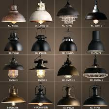 outstanding pendant lamp vintage rustic metal lampshade pendant lamp lights retro re shade hanging fixture industrial