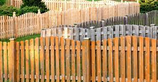 It's a less expensive option than vinyl or composite but does require regular maintenance such as painting or staining to make it last. 5 Types Of Wooden Fencing You Need To Know About