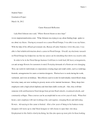 movies research paper bibliography format