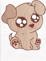 Small Picture cutedrawings Cute Puppies Drawings ART Pinterest