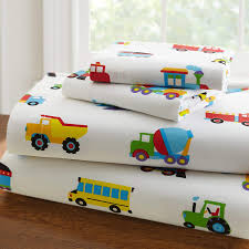 wildkin toddler sheet set cotton boy bedding sets with top fitted and pillow case bold patterns coordinate other room quilt cover childrens curtains