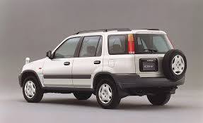 HONDA CR-V specs - 1996, 1997, 1998, 1999, 2000, 2001 - autoevolution