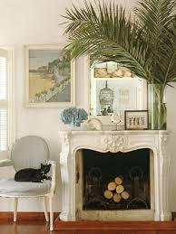 Interior Design French Country Fireplace Mantel  Fireplace French Country Fireplace