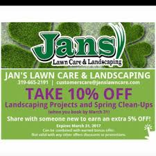 lawn care and landscaping jans lawn care and landscaping janslawncare