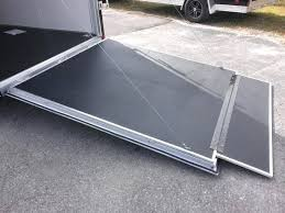 stunning enclosed trailer flooring cargo floor covering car rubber coin