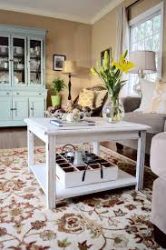 Coffee End Tables Thrift End Table To Farmhouse Coffee Table Makeover Blesser House
