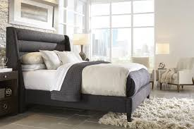 Hamilton Bedroom Furniture Rowe My Style Beds Hamilton 60 Queen Upholstered Bed With