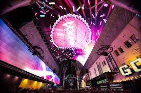 Fremont Street Experience Unveils All New Viva Vision Light