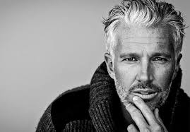 50S Hairstyles Men 40 Wonderful Grey Hair Everything Men Need To Know About Going Grey