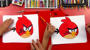 angry birds drawing for kids.  For Inside Angry Birds Drawing For Kids R