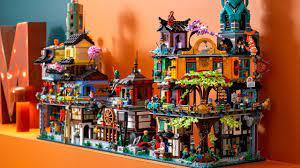 LEGO Ninjago 71741 Ninjago City Gardens: Presentation! - YouTube