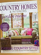 country homes and interiors. COUNTRY HOMES \u0026 INTERIORS MAGAZINE May 2009 Garden Rooms Issue From UK *Cheapest Country Homes And Interiors