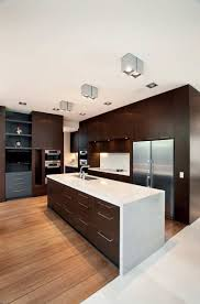 Dark Wood Cabinets Kitchen 9 Inspirational Kitchens That Combine Dark Wood Cabinetry And