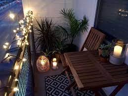 small balcony decor small apartment patio