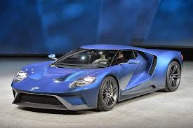 ford new car release2017 Ford GT supercar  Release date price news engine