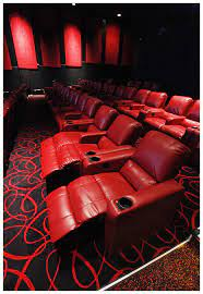 reclining seat theaters in atlanta