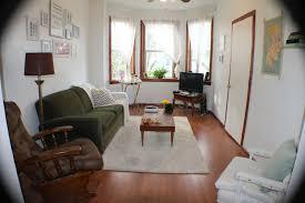Crappy Apartment Living Room - Crappy studio apartments