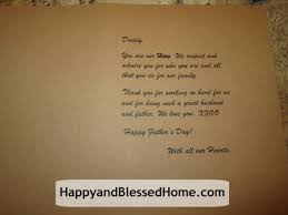 Fathers Day Card Free Printables Happy And Blessed Home