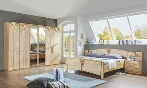 Schlafzimmer In Birkefarben