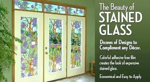stained glass covering for windows blinds window covers faux vertical stained glass covering for windows