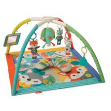 Infantino Go GaGa 4-in-1 Twist \u0026 Fold Activity Gym Play Mat Baby Gyms, Playmats Jumpers : Target