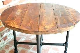 rustic wood round dining table rustic wood round dining table reclaimed wood round dining table reclaimed
