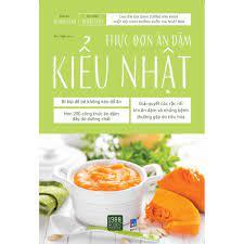 Top 7 Sách ăn Dặm Kiểu Nhật Hữu ích Cho Các Bà Mẹ Bỉm Sữa