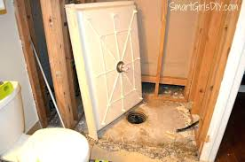 schluter kerdi shower kit 36 x 60 installation part 2 systems 32x60 off center drain