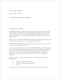 Employment Offer Letter 24 offer of employment letter titan year book 1