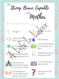 Customizable Birth Plan Customizable Birth Plan A Life In Labor