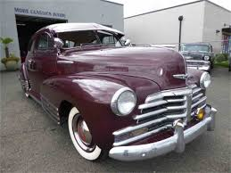 1948 Chevrolet Fleetmaster for Sale   ClassicCars.com   CC-998706