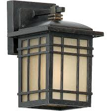 craftsman style outdoor lighting wall sconces allquoizellighting