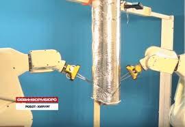 В Севастополе студенты Филиала МГУ разрабатывают робота хирурга  В Севастополе студенты Филиала МГУ разрабатывают робота хирурга