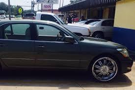 2004 lexus ls430 tires
