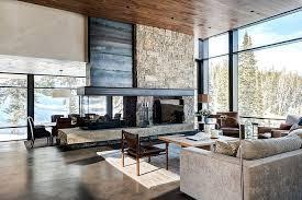 mountain modern furniture. Modern Mountain Retreat By Pearson Design Group Furniture O