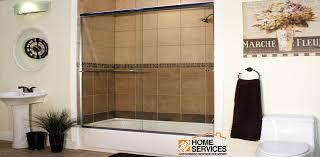 semi frameless sliding enclosures