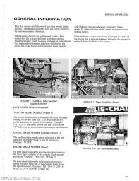 allis chalmers 175 gas and diesel operators manual repair allis chalmers 175 gas and diesel operators manual page 2