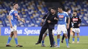 Juventus up the intensity for napoli. Hasil Pertandingan Final Coppa Italia Napoli Vs Juventus Trofi Pertama Gennaro Gattuso Dunia Bola Com