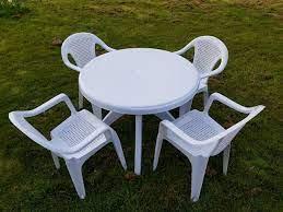 your garden furniture over winter